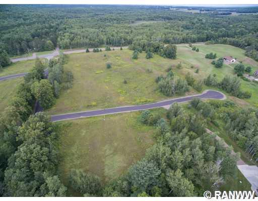 Aerial View. - Lot 17 Yager Timber Estates Conrath