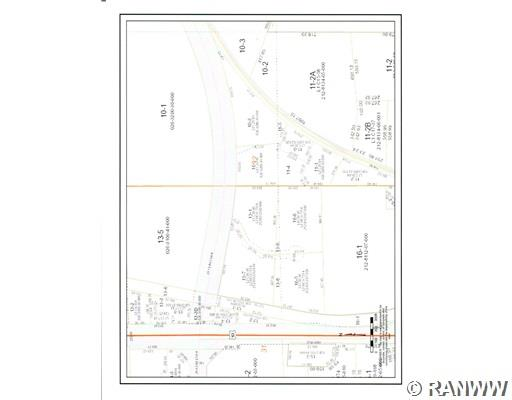 Plat Map. - Lot 2 Hwy B  Cumberland