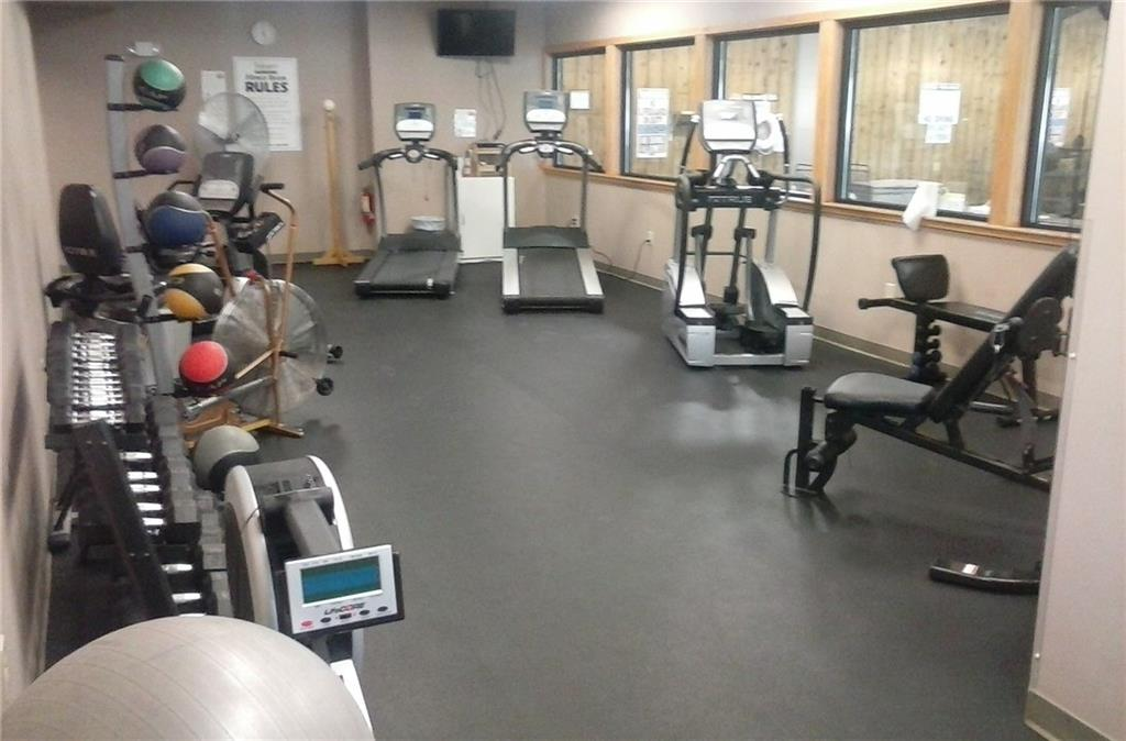 Located in the lower level of the clubhouse, the fitness center is open year round. - Lots 31-33 Tall Moon Pass Danbury
