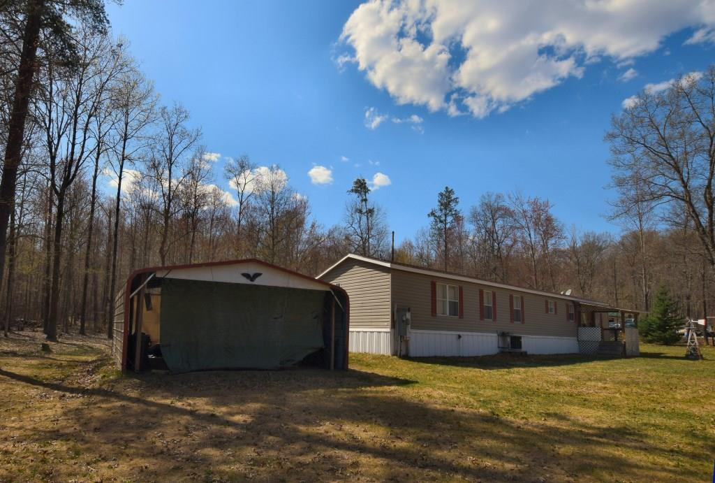 - N 9835 Tranus Lake Road Springbrook
