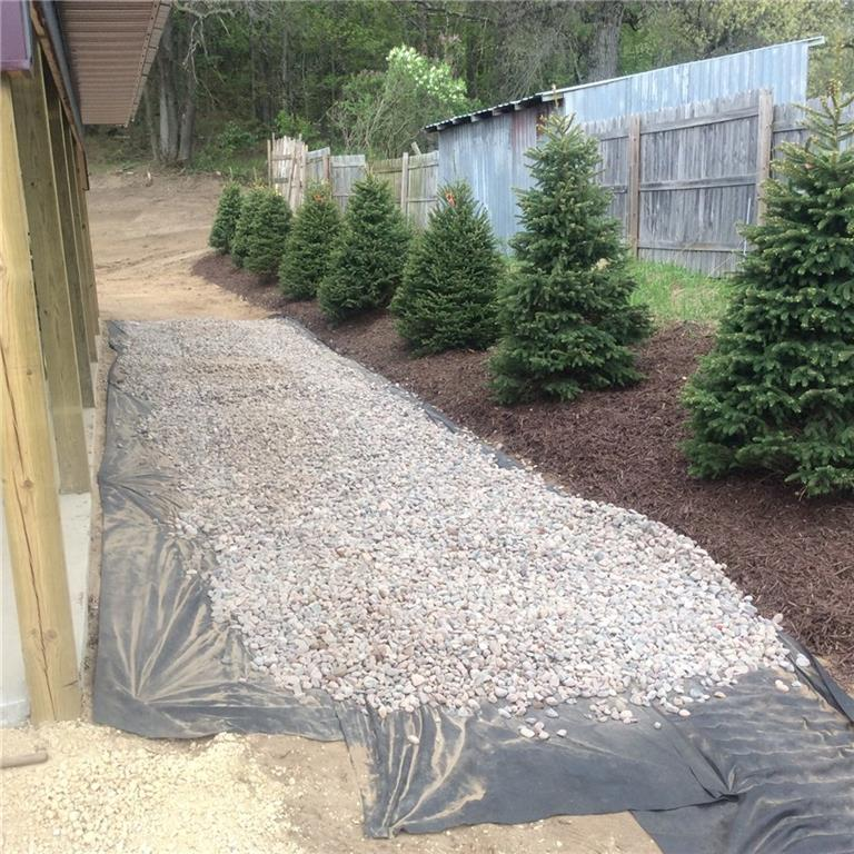 Owner has put $9000 into landscaping! - E7108 County Road S  Wheeler