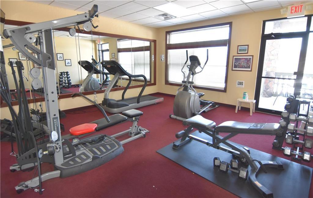 fitness room - 2856 29th Avenue Birchwood