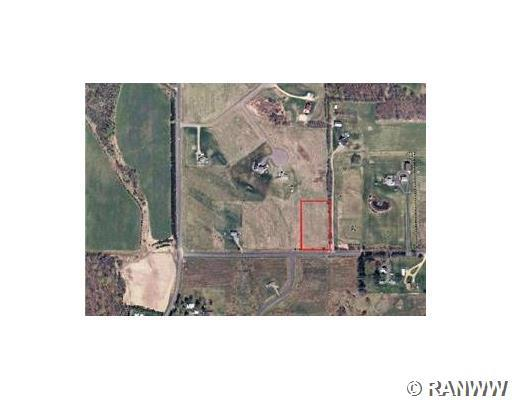 Aerial View. - Lot 18 120th Avenue St.Croix Falls