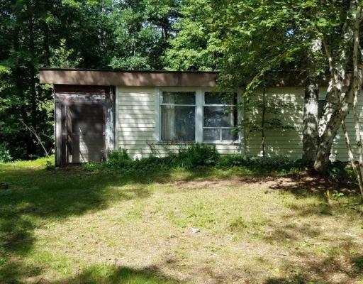 N4506 Slim Creek Road, Stone Lake - MLS# 1535786 - $89900.00