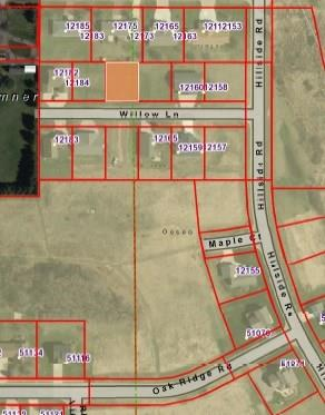 - Lot 26 Willow Road Osseo