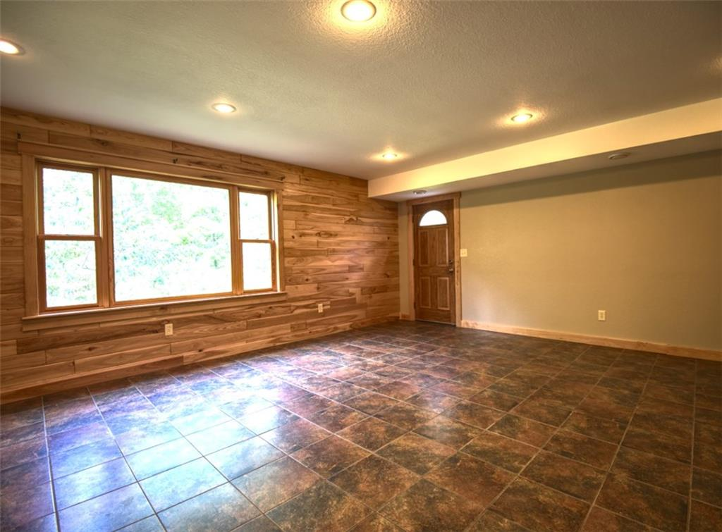Bedroom on lower level with its own entrance, and walk in closet. - 15899 156th Street Bloomer