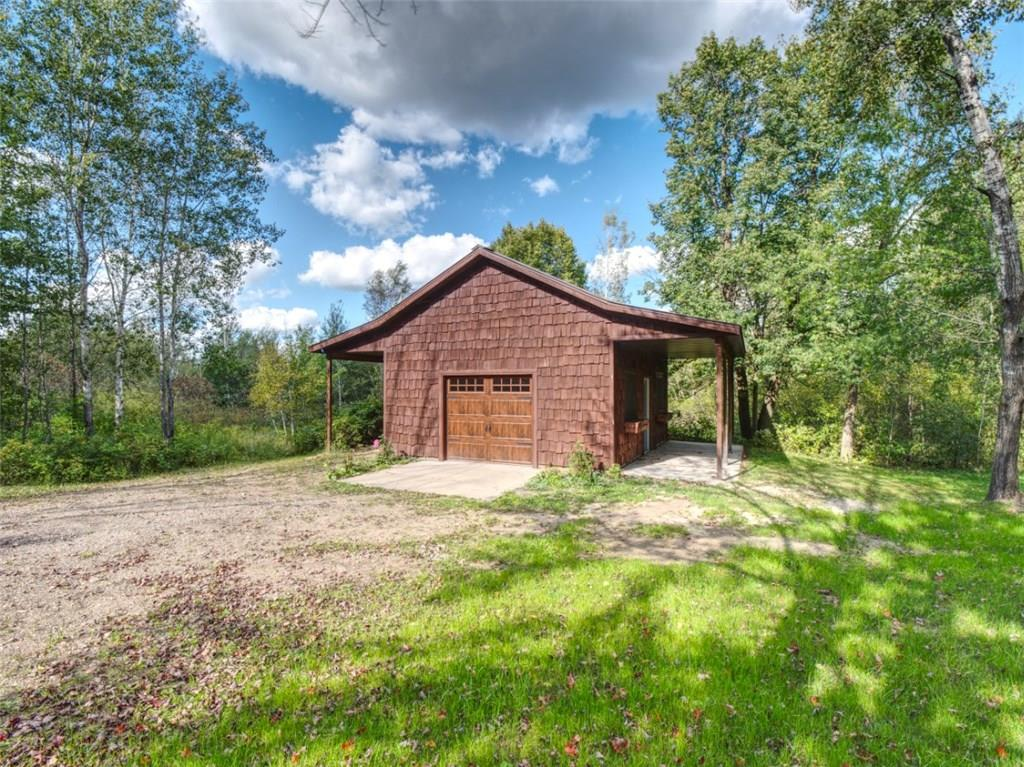 Garden shed - 15899 156th Street Bloomer