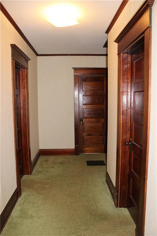 Beautiful original wood doors and trim. - 18696 Scranton Street Whitehall