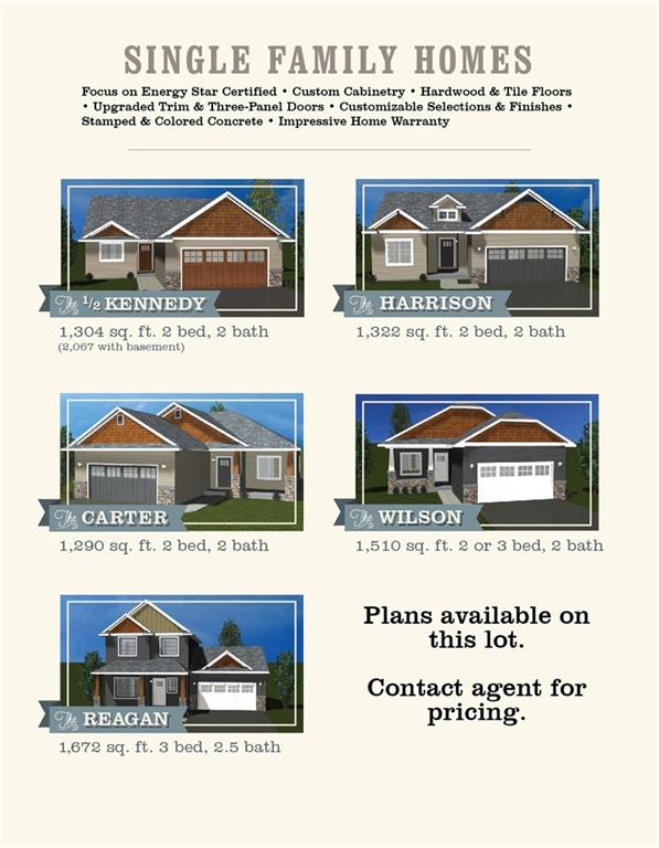 - Lot 31 McKinley Road Eau Claire