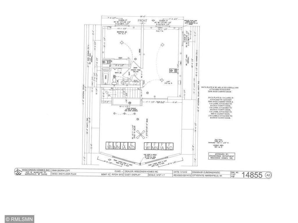 - Lot 112 162nd Avenue  Balsam Lake