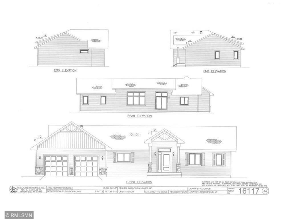 - Lot 113 162nd Avenue  Balsam Lake