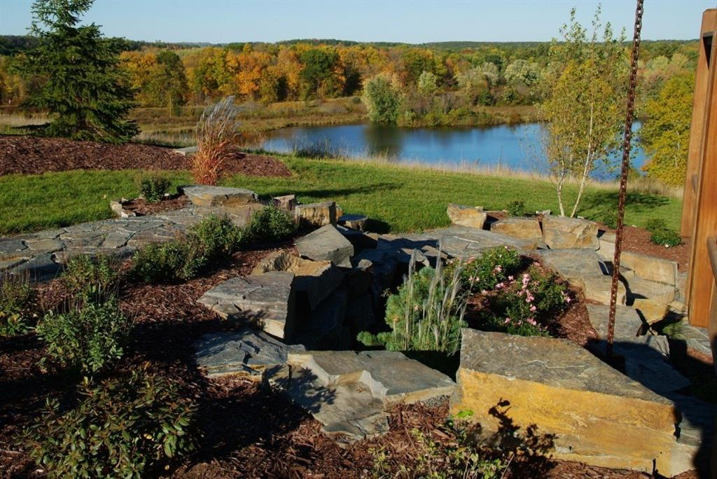 VIEW OF COMMON AREA POND - Lot 87 24th Avenue Eau Claire