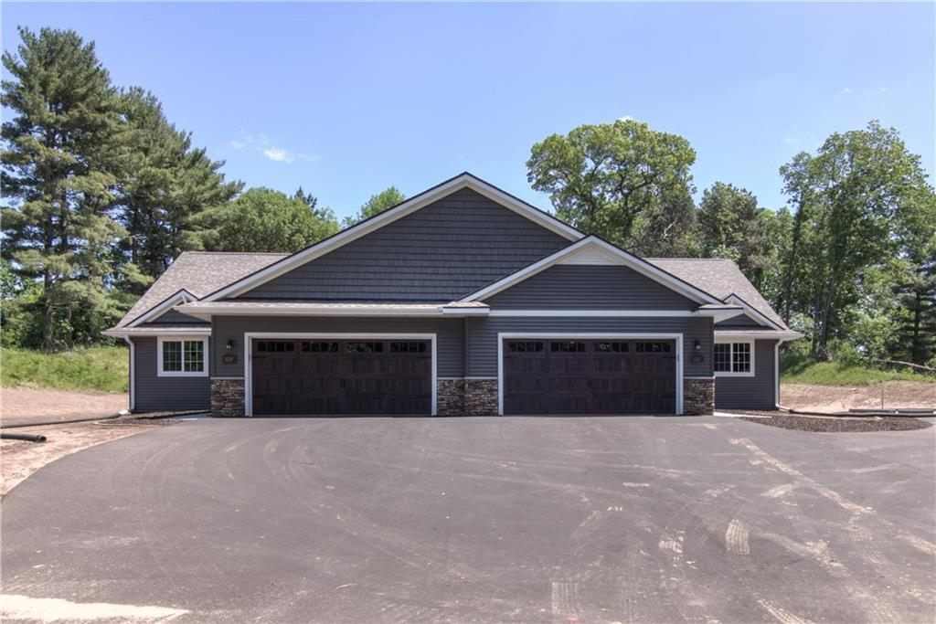Photos are of previously built Kennedy plan twin home. - 6354 (Lot 11) Wilder Lane Eau Claire